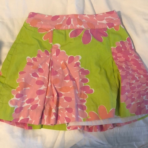 Lilly Pulitzer Other - Lily Pulitzer skirt